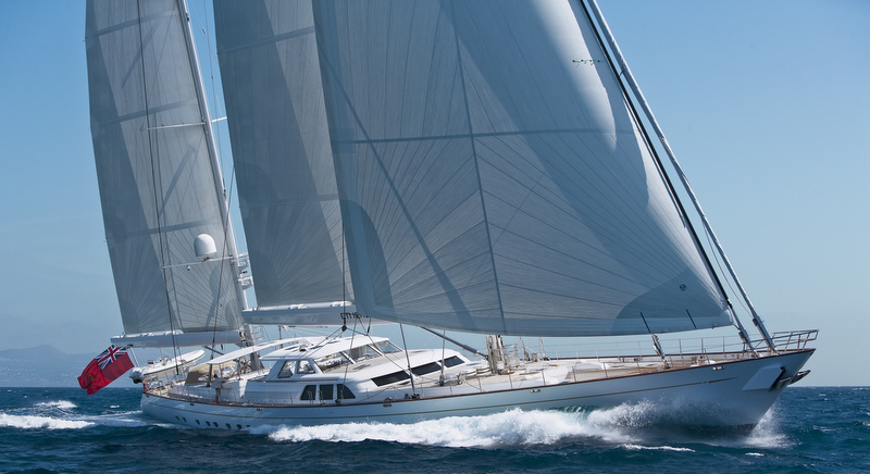 Luxury sailing yacht Etheral by Royal Huisman - Image by Franco Pace