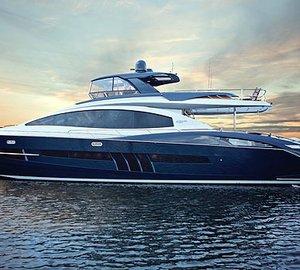 Florida Yacht Charter aboard LSX92 motor yacht ALGORYTHM