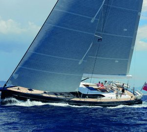 Sailing yacht Oyster 825 to be presented at boot Dusseldorf as the largest sailing yacht on display