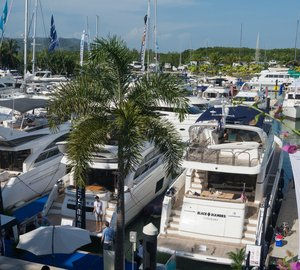 Phuket International Boat Show (PIMEX) - the Show of choice for new yachts, brands and product launches