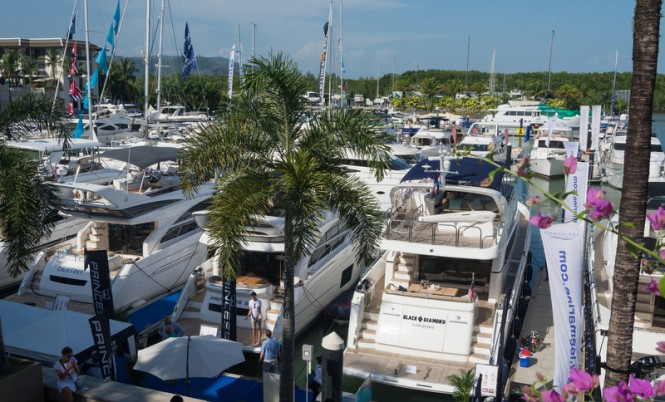 Many top boat brands and luxury products are choosing PIMEX for their Asia and Thailand launches