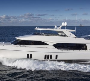 Ocean Alexander concludes 2014 with sale of four new yachts