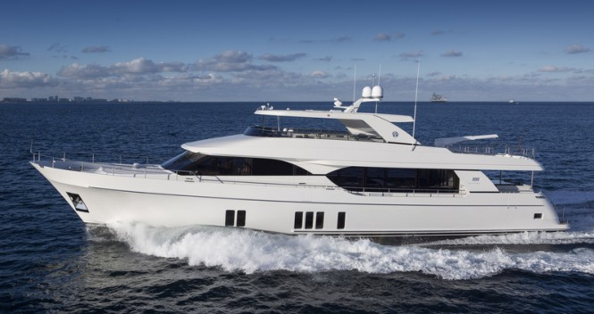 Ocean Alexander 100 to Debut at 2014 Fort Lauderdale Boat Show ...