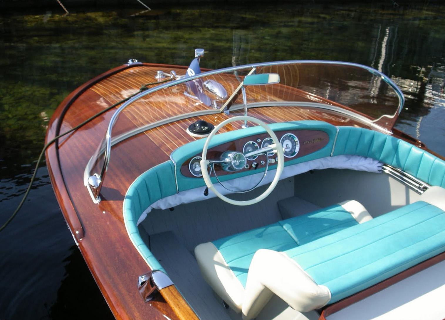Riva Junior yacht tender