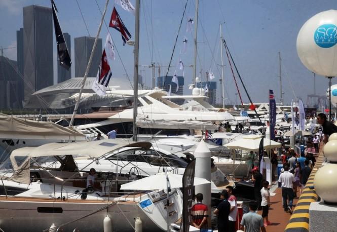 SO! DALIAN Yacht Show