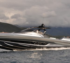 Strider 19 mega yacht tender by Sacs Marine
