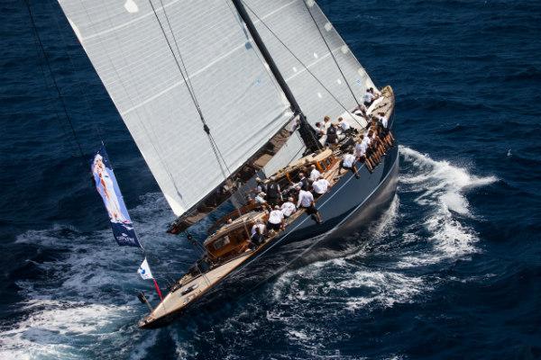 Sailing yacht Lionheart