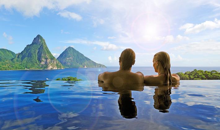Saint Lucia - Image credit to Saint Lucia Tourism Board