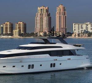 Sanlorenzo Americas to attend Miami Yacht and Brokerage Show 2015