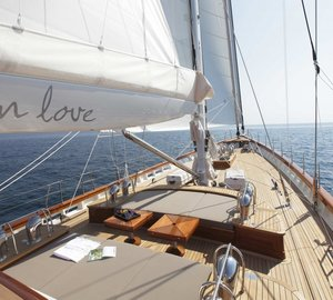 Su Marine sailing yacht IN LOVE among IY&A Awards 2015 Finalists