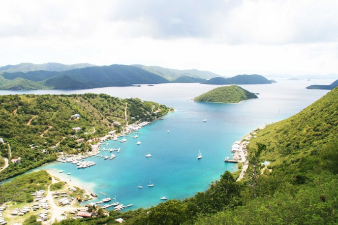 Tortola - Photograph BVI Tourist Board