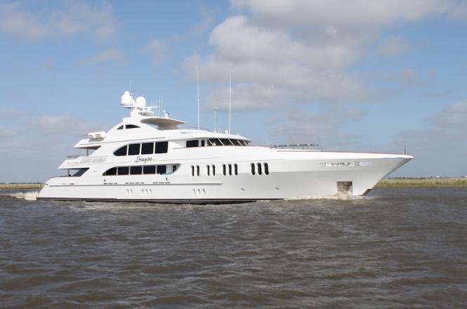 Trinity Yachts Yacht IMAGINE