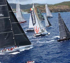 66 yachts start 7th RORC Caribbean 600