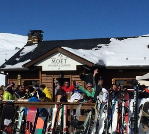 Vilanova Grand Marina – Barcelona announces successful Crew Ski Weekend