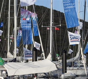 Rolex Swan Cup Caribbean 2015 to host more than 20 Swan yachts