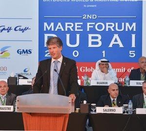 Gulf Craft CEO speaks at Dubai Mare Forum 2015