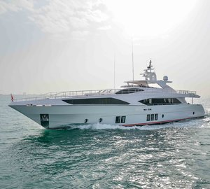 Gulf Craft chooses Garmin for new motor yacht Majesty 122
