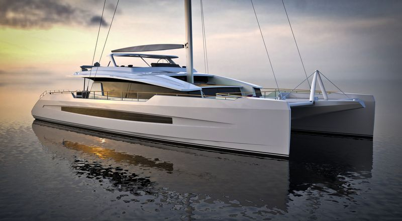Long Island 100' Yacht by JFA