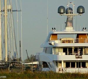 Photos: 63m Mikhail S Vorontsov Yacht