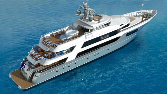MySeanna Yacht - after refit