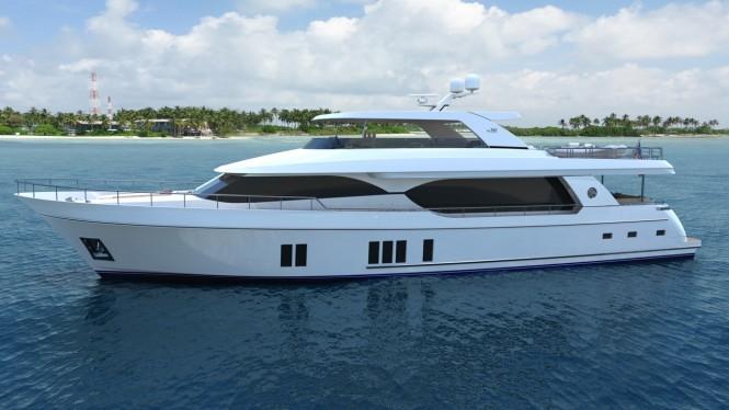 Ocean Alexander 100 Yacht