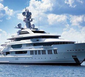 Oceanco Y710 motor yacht INFINITY delivered