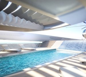 Oceanco to reveal new 107m motor yacht Project STILETTO at 2015 Dubai Boat Show