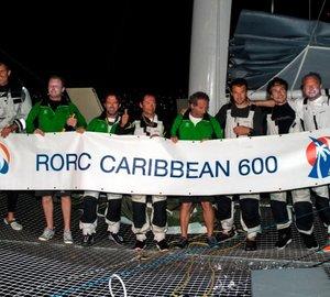 RORC Caribbean 600 Yacht Race: Day 3