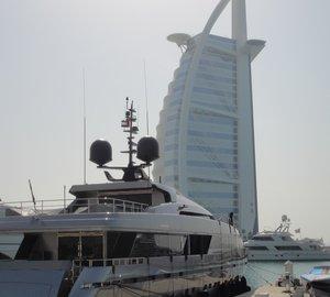 New Brand Representative for Sanlorenzo in the Arabian Gulf region