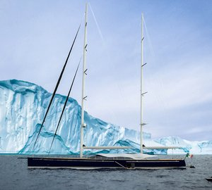 Solar Powered Sailing Yacht HELIOS concept by Marco Ferrari and Alberto Franchi