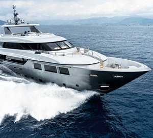 IY&A Awards 2015: Further Shortlist Success for The Italian Sea Group with motor yacht LOW PROFILE