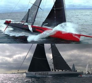 Sailing yacht COMANCHE and RAMBLER 88 Yacht to compete in Les Voiles de St. Barth 2015
