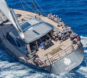 Loro Piana Caribbean Superyacht Regatta & Rendezvous 2015: Day 1