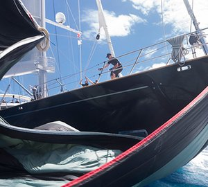 Final day of Loro Piana Caribbean Superyacht Regatta & Rendezvous 2015