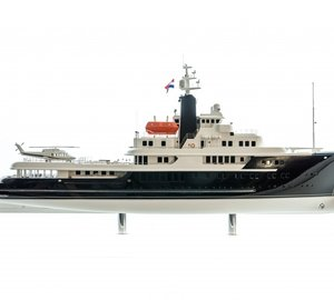 New 85m Explorer Motor Yacht Concept by Vripack