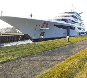 Photos of 92m Feadship motor yacht ROYAL ROMANCE