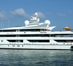 Photos of 95m Oceanco INDIAN EMPRESS Yacht