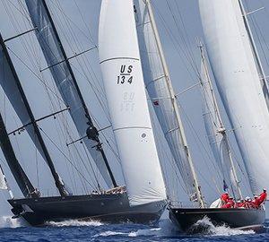 Loro Piana Caribbean Superyacht Regatta & Rendezvous 2015: Day 2
