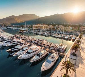 2nd MYBA Pop-Up Superyacht Show to be hosted by Porto Montenegro