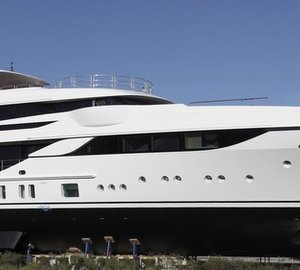 Benetti launch new 50m motor yacht VICA (FB801)