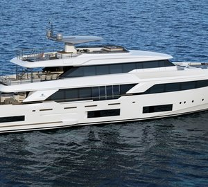 New Custom Line NAVETTA 37 Yacht signed by Zuccon International Project
