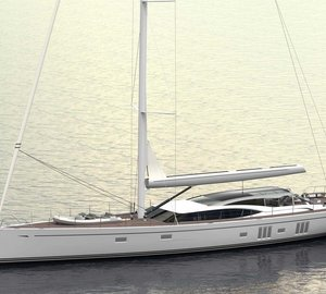 First sailing yacht Oyster 118 to be built by Oyster Yachts