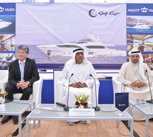 Gulf Craft attending Dubai International Boat Show with Yachts and Boats Worth AED 180m
