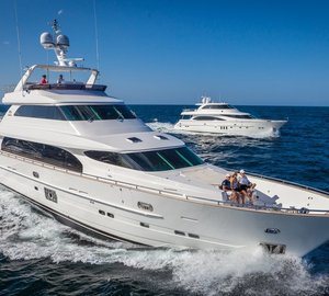 Luxury Yacht Line-up to be displayed by Horizon at 2015 Palm Beach International Boat Show