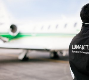 CharterWorld Announces Partnership with LunaJets