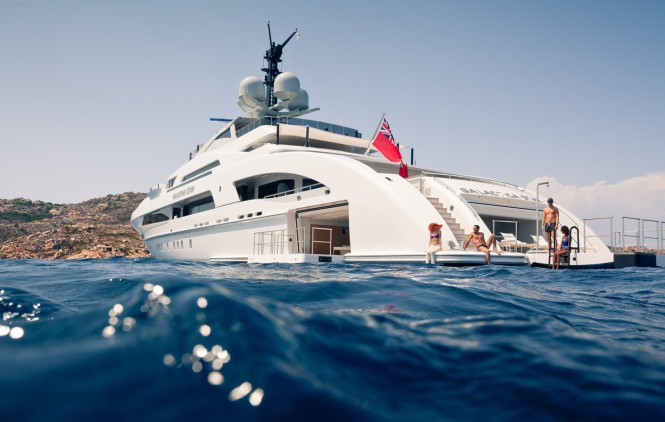 Luxury motor yacht charters in the Mediterranean & europe