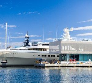 Marina Port Vell announces sale of four superyacht berths
