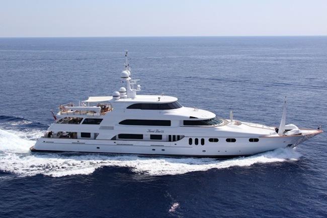 Motor Yacht KERI LEE III