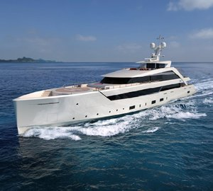 New 60m motor yacht SF60 by Mondomarine