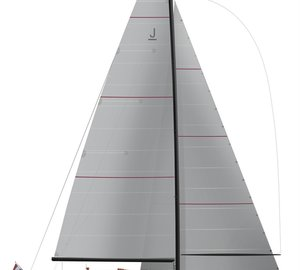 New J Class sailing yacht YANKEE unveiled by Dykstra Naval Architects and Holland Jachtbouw